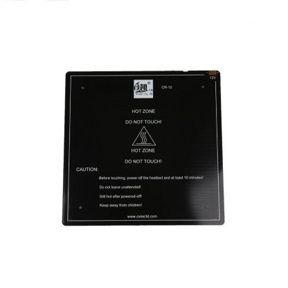 Creality 3D CR-10 Build plate with Heated bed 410*410