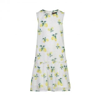 Creamie - Dress Lemon Chiffon (821379) - Cloud
