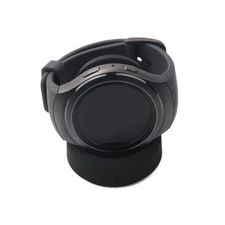 Samsung Gear S3 Classic / S3 Frontier - Trådløs oplader - Sort