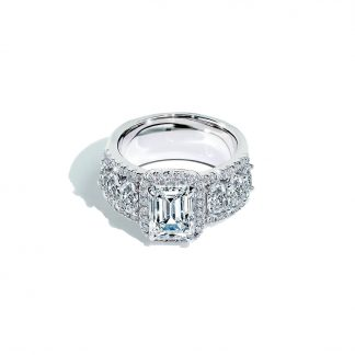Oxford Radiant & Oval Ring
