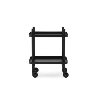 Block Table Black/Black - Normann Copenhagen