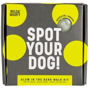 Wild & Woofy Spot Your Dog Kit - Hundeudstyr
