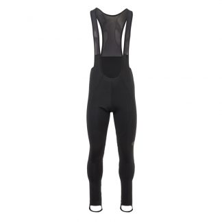 AGU Deep WInter Bibtight - Vinterbuks uden pude - Sort - Str. M