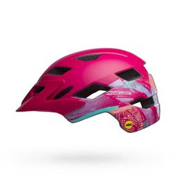 Bell Sidetrack Gnarly Matte Berry Mips Junior