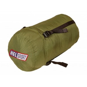 Helsport Compression Bag Small, Green - Sovepose