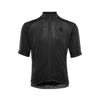 Sweet Protection Crossfire Merino Jersey - Cykeltrøje - Sort - Str. L