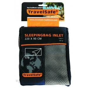 Travelsafe Sleepingbag Inlet Silk Envelope - Sovepose